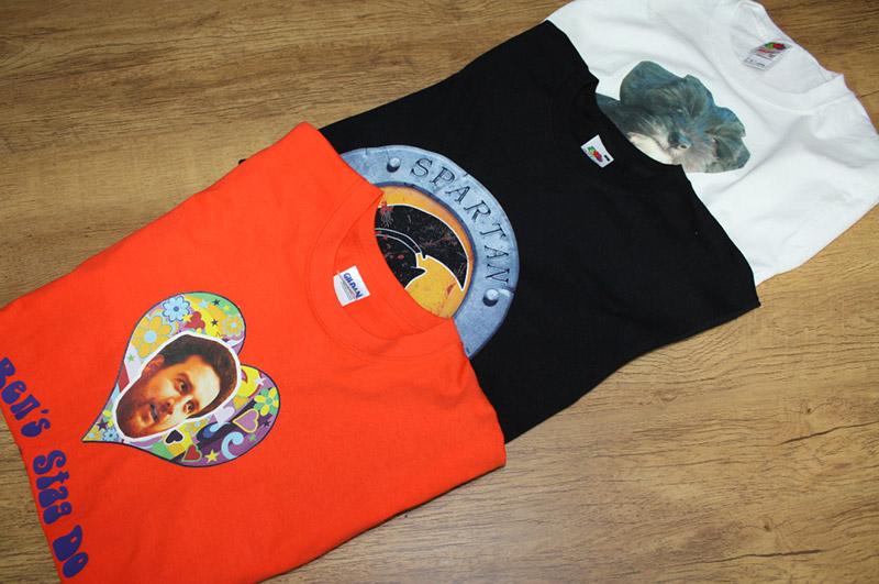 T shirt printing gallery bristol
